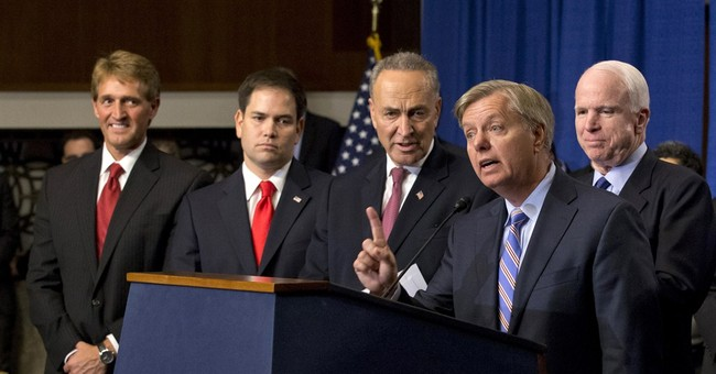 Gang of Eight Can't Defend Their Own Bill
