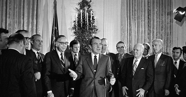 Nixon's 'Southern Strategy' and a Liberal Big Lie