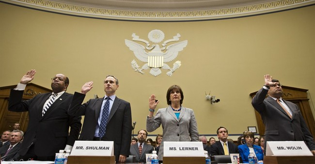 IRS: Okay, We Also Spied on Conservative Groups After Granting Them Tax-Exempt Status