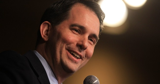 Looking to 2016, Iowa GOP Gets Excited About Walker
