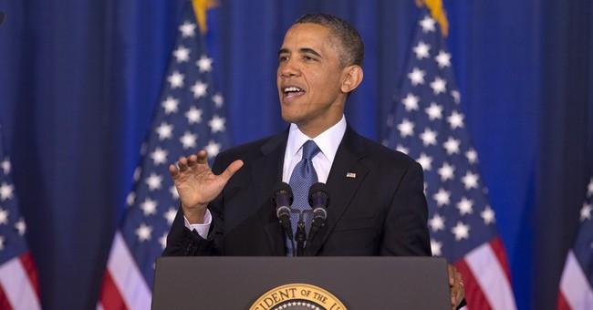 Obama Declares War on Terror Over