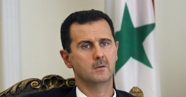 Red Line Crossed: WH Confirms Syrian Regime Has Used Chemical Weapons