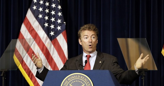 2016 Poll: Rand Paul Leads Pack, Rubio Plummets