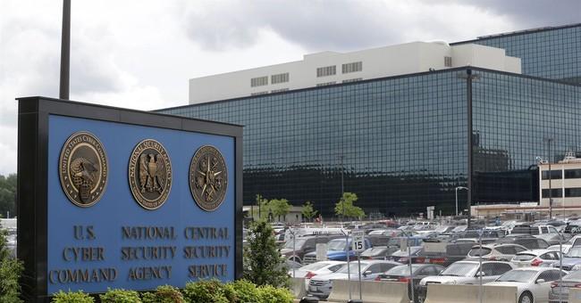 Under NSA's Unblinking Eye