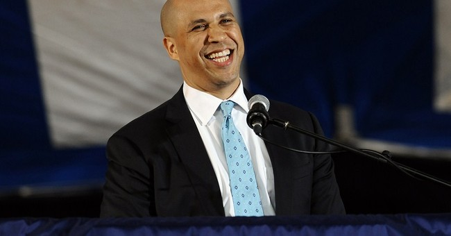 Cory Booker Raises $4.6 M in 2nd Quarter, But Mostly From Out of State