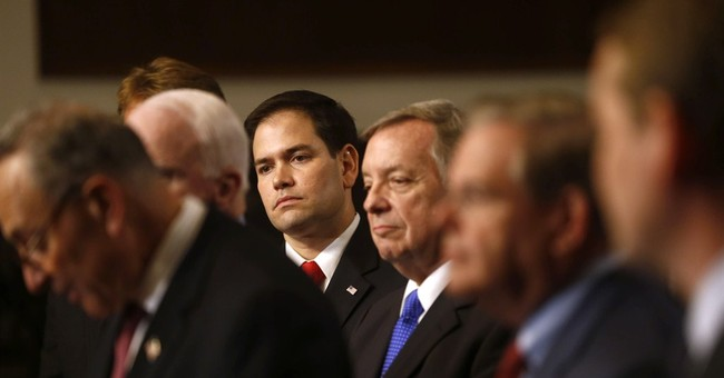 'Gang of Eight' Members Angry with Rubio Over Border Security Amendments?
