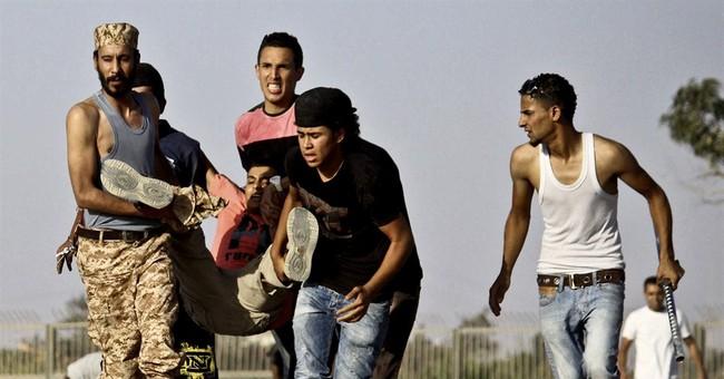 Libya Left in Ruins