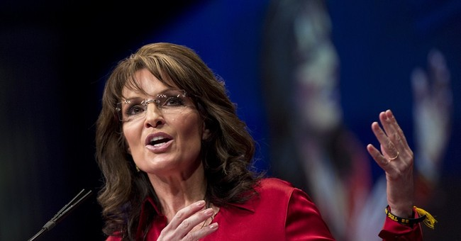 "Sarah Palin: Yes, I've ""Considered"" Running For Senate in 2014"