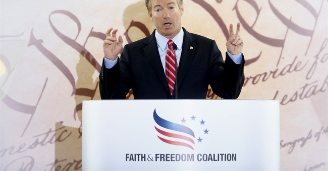 "Rand Paul: School Choice is ""the Civil Rights Issue of Our Day"""