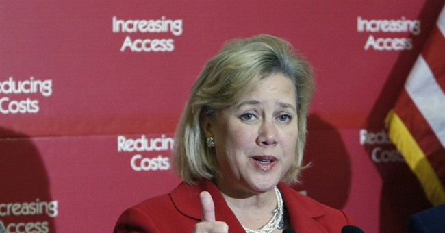 Amazing: Landrieu Completely Throws Obama Under the Bus in First TV Ad