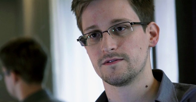Snowden a Fool, Not a Spy