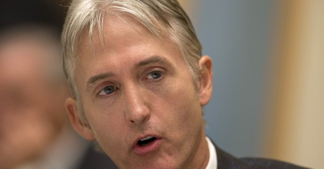 BREAKING: Trey Gowdy Will Lead Benghazi House Investigation