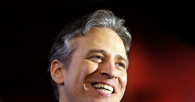 Jon Stewart Abandons 'Sanity'