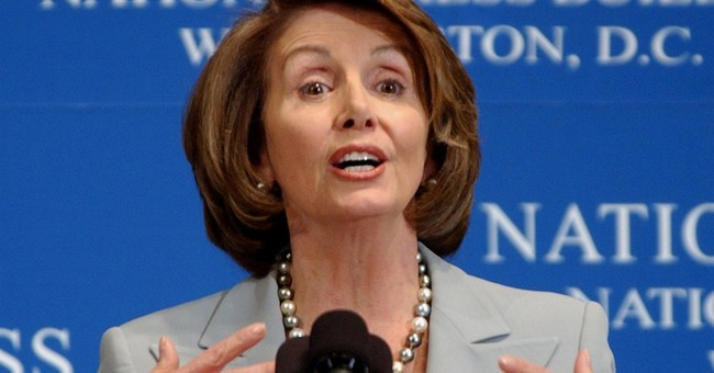 "Pelosi Praises Obamacare: ""The Implementation of this is Fabulous"""