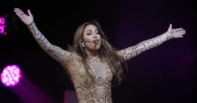 Pop Singer Jennifer Lopez Sings to Oppressive Middle Eastern Leader