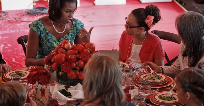 Cost of Complying with Michelle Obama's School Lunch Overhaul? $3.2 BILLION!