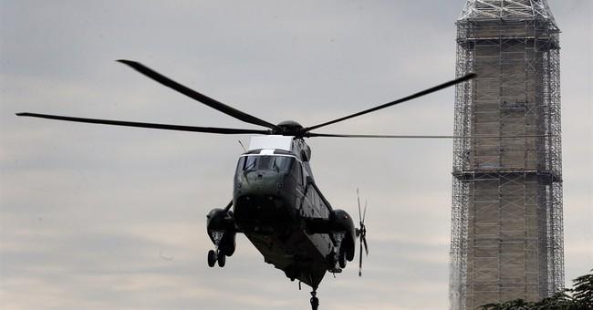 Washington, Amok Again, Spending $1+ Billion On ... Presidential Helicopters