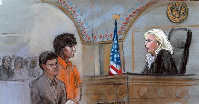 "Surprise: Alleged Boston Marathon Bomber Pleads ""Not Guilty"""