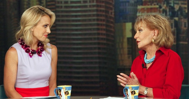 "Barbara Walters: ""We"" Really Thought Obama was ""the next Messiah,"" or Something"