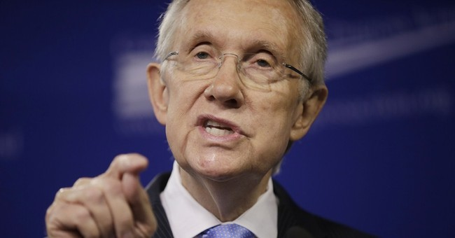 Should Conservatives Support Harry Reid's 'Filibuster Reform' Scheme?