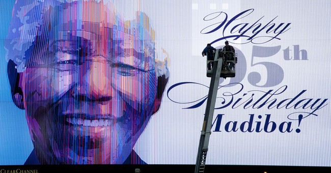 Mandela's Moral Leap