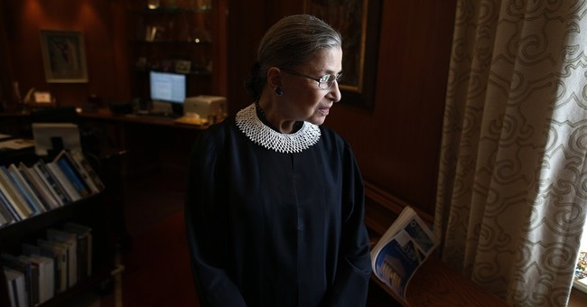 Justice Ginsburg: I Have No Plans to Retire