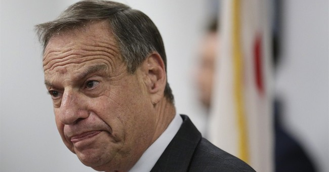 Filner: Can Taxpayers Pay My Legal Fees, Please?