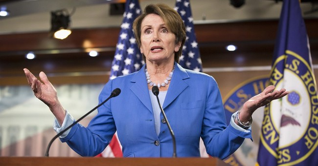 The Pelosi Doctrine: We Have to Enter Syria's Civil War to Find Out What's In It