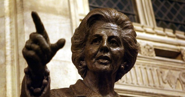 "France Needs a ""Thatcher Moment"" But First a Depression"