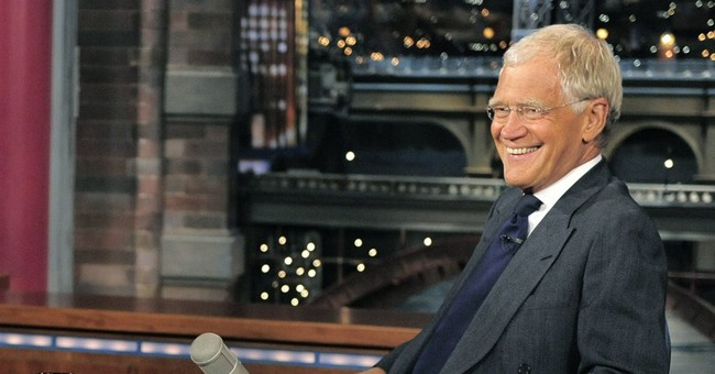 Video: David Letterman to Retire Next Year