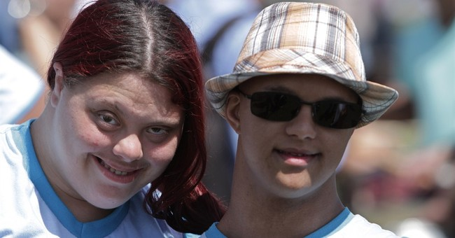 Politicians Celebrate World Down Syndrome Day