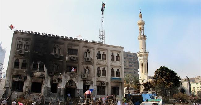 Muslim Brotherhood Escalates Violence