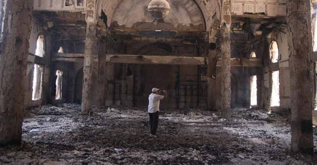 7aff8d3b-daa9-4791-a50c-33b165347bab Muslim Brotherhood Supporters Burning Coptic Christian Churches in Egypt
