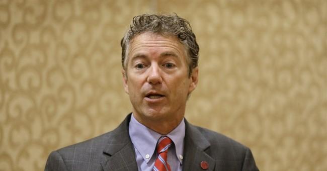 Rand Paul in Favor of Felon Voting