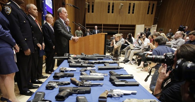 A New Yorker's View of Gun Control