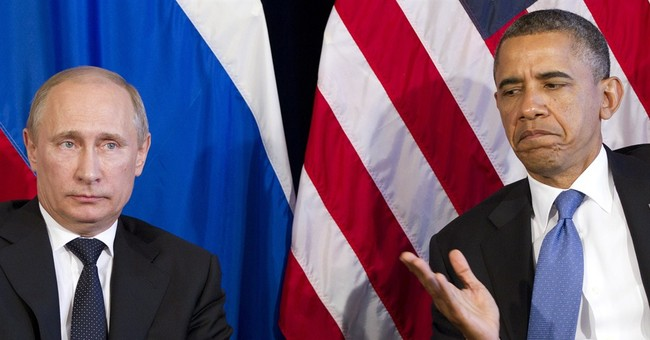 "Putin Calls Obama's Syria Plan ""Ridiculous"" Right Before Obama Heads Into Russia"
