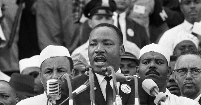 The True Martin Luther King, Jr.