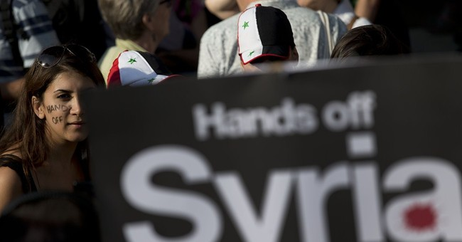 NBC Poll: 80 Percent Want Congressional Approval on Syria