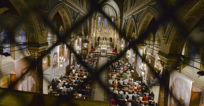 Catholics Push Immigration Reform, Many are Hispanic