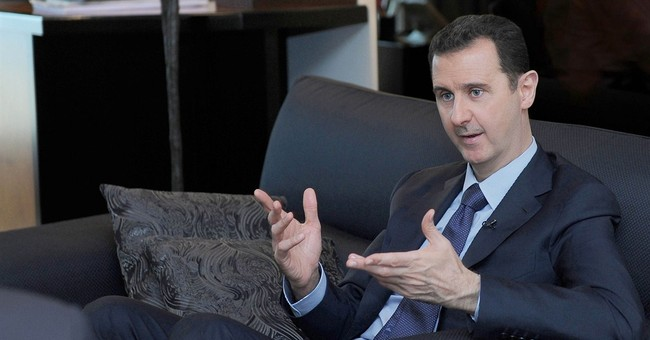 Assad: A Regional War Could Break Out if West Strikes Syria