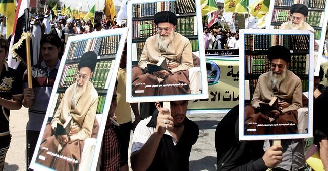 Forget Syria, Target Iran