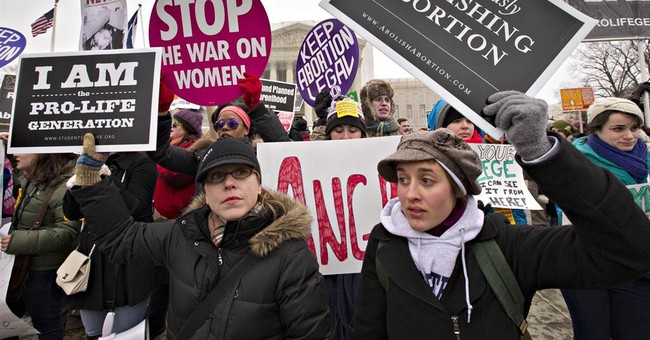 Gallup: 58 Percent of Americans Oppose All or Most Abortions