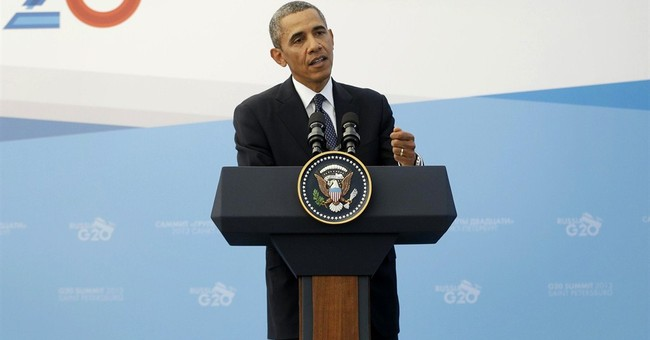 Syria and Obama: Part II