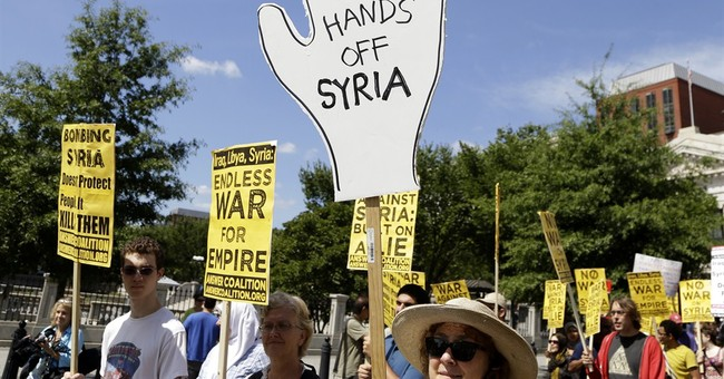Obama, the Great Passer of the Buck, Makes Syria Congress' Problem