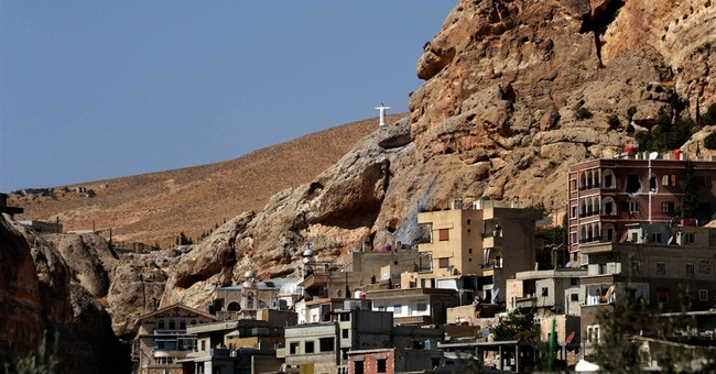 Syrian Rebels Continue to Plunder Christian Villages