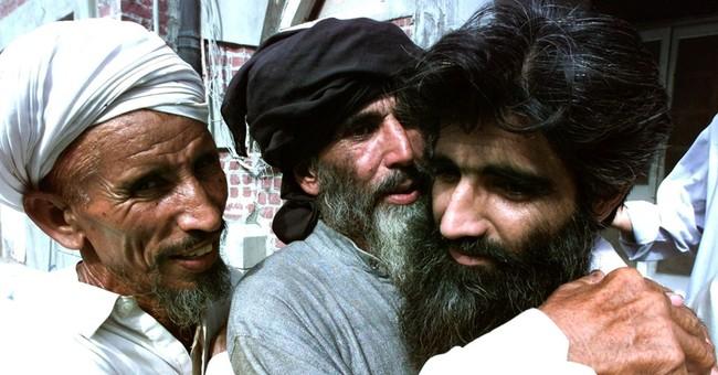 Good News: Taliban Mocking the Shutdown
