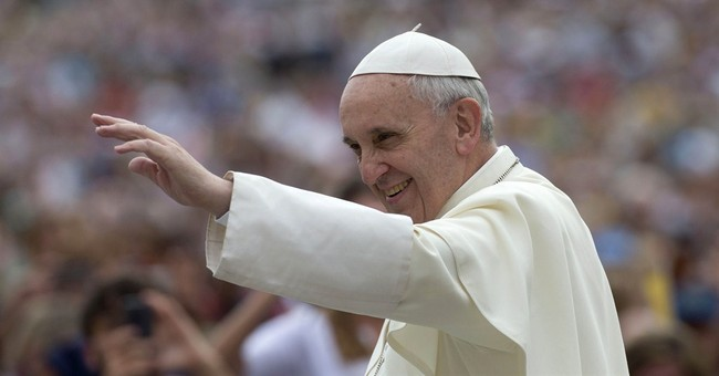 Pope Francis' Simple Act of Kindness, Part III