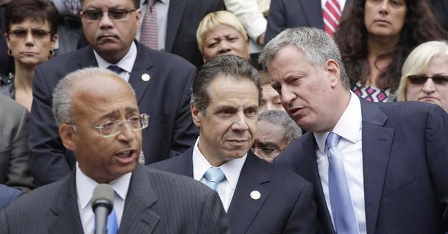 Half a Dozen Scandals for New York Democrats