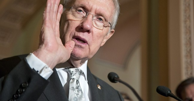 "Reid: ""We're Not Going to Bow to Tea Party Anarchists"""