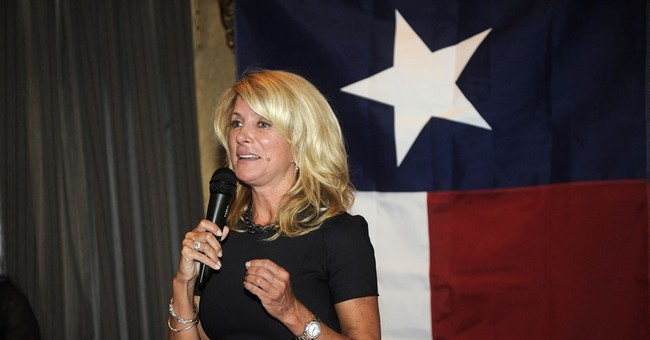 Wendy Davis's Journey to MSNBC is One Step Closer to Completion